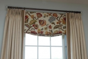 <h5>Custom Window Treatments</h5>