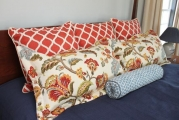 <h5>Custom Bed Pillows</h5>