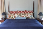 <h5>Custom Bedding</h5>