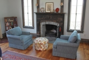 <h5>Custom Fireside Seating</h5>