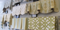 <h5>Valance Style Options</h5>