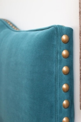 <h5>Custom Headboard Detail</h5>