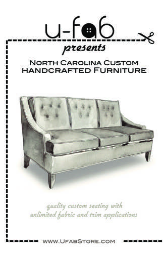 Our NC Handcrafted Custom Furniture Catalog: