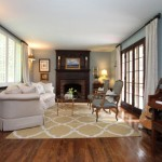 Ufabulous Home Tour: Handsome & Historic on Hanover