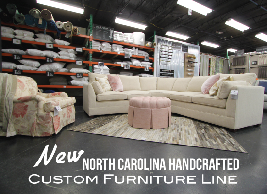Awesome North Carolina Handcrafted Custom Furniture