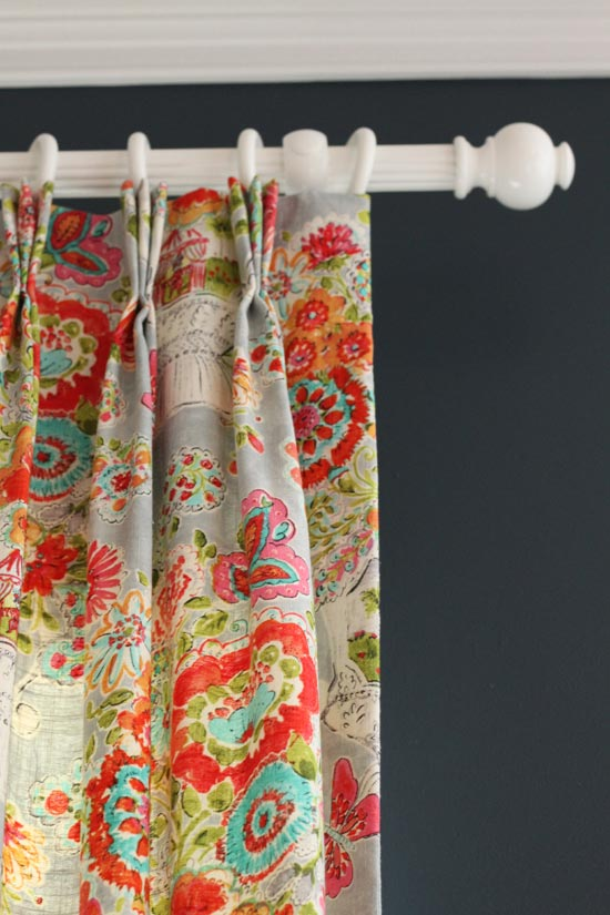 Playful Playroom Drapes