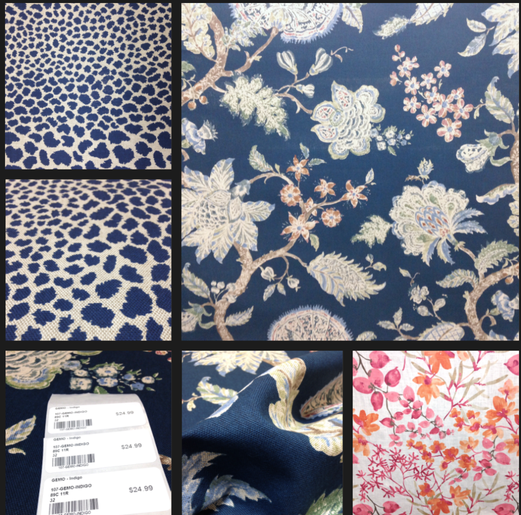 Fabric Friday: new fabrics of the week
